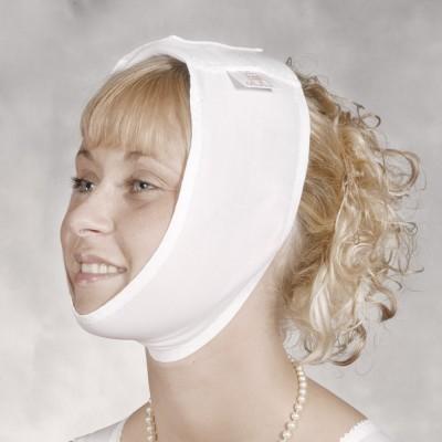 Bandage til brug ved ansigtsløft